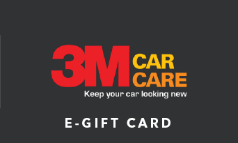3M Car Care Gift Card