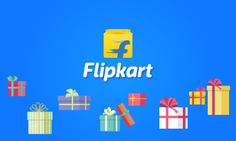 Flipkart Rs. 100 Gift Card