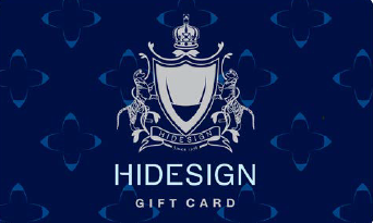 Hidesign Rs. 100 Gift Cards
