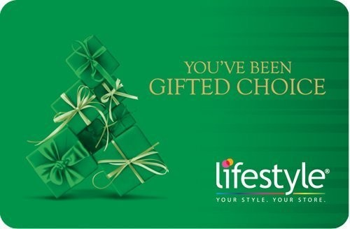 Lifestyle Giftcard