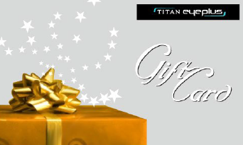 Titan Eye Plus Rs. 500 E-Gift Card
