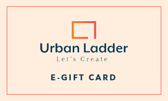 Urban Ladder Rs. 3000 E-Gift Card