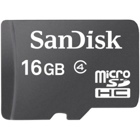 Get 80% Off on Sandisk 16 GB Micro SD Card Class 4 Memory Card