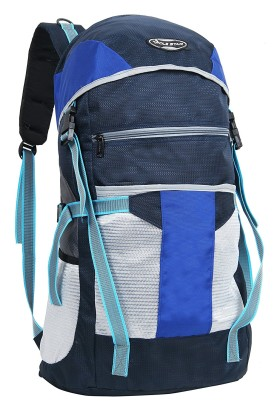 The Big Bag Sale: Get up to 70% off on polyester Blue-Gray Rucksacks