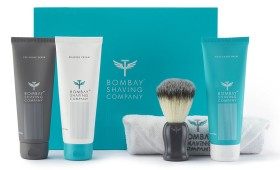 Get up to 33% off on the Bombay Shaving Kit Essentials