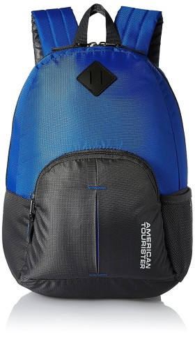 Get up to 68% discount on AMERICAN TOURISTER Blue Backpack