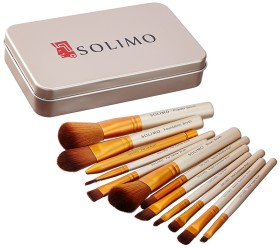 Save Rs 701 On Solimo Makeup Brush Set Of 12 Pieces @Amazon