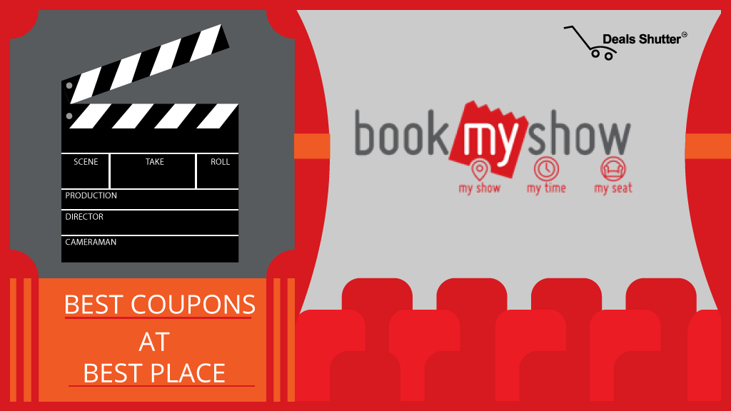 Latest Promo codes for BookMyShow
