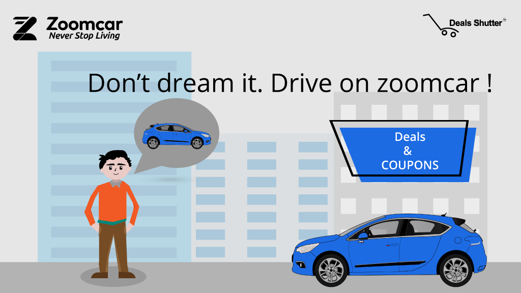Zoomcar Offers Discount Coupons On Cars First Booking 2019