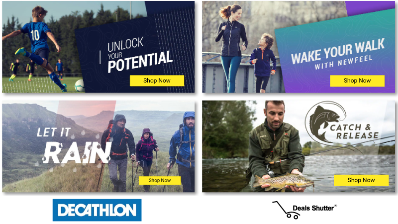 Decathlon Coupons and Offers
