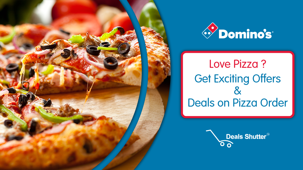 Dominos Coupons & Offers 2020 | 50% OFF On Pizza | Buy 1 Get 1 Free